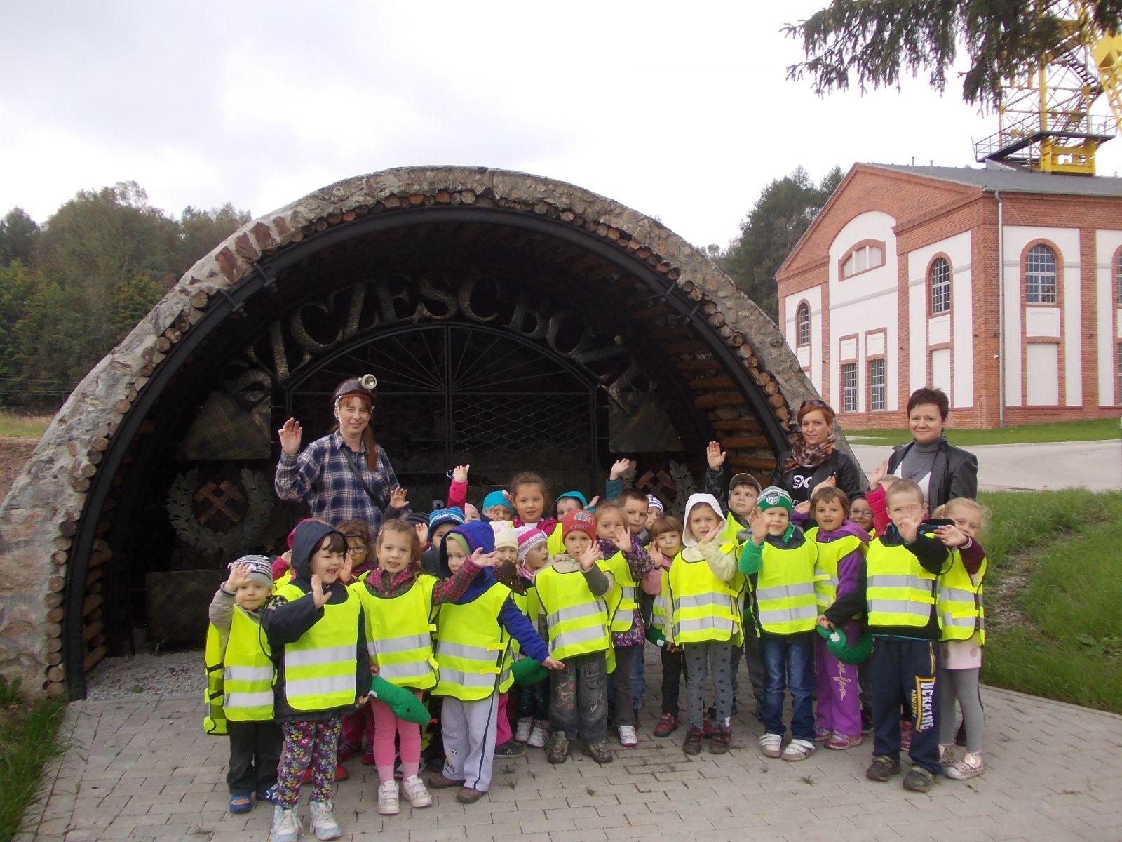 Przedszkolaki w Centrum Kulturalno-Kongresowym WITOLD :)