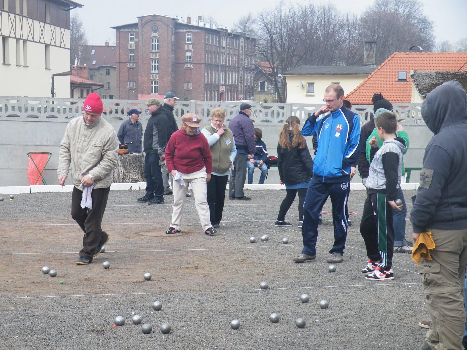 V Ogólnopolski Turniej w Petanque o puchar Burmistrza Miasta Boguszowa-Gorc