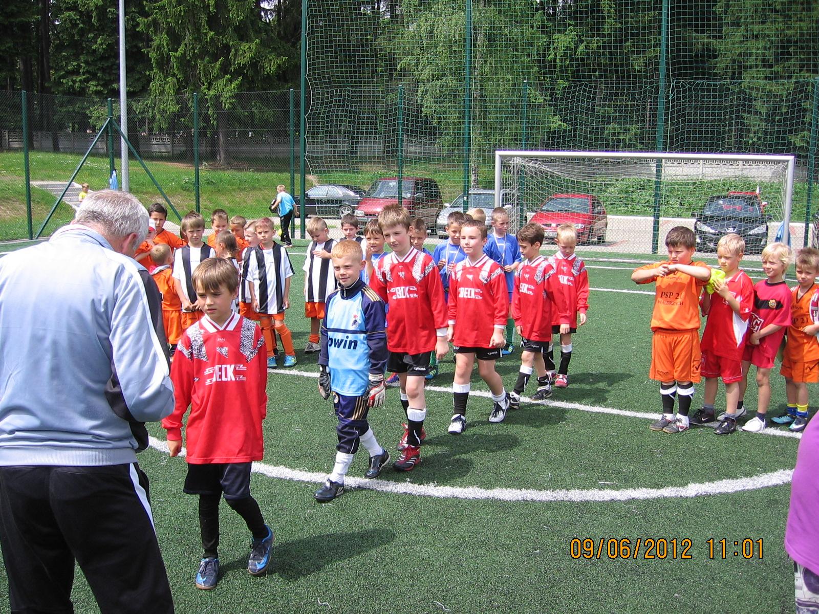 Turniej Dzieci Powiatu Wałbrzyskiego z cyklu