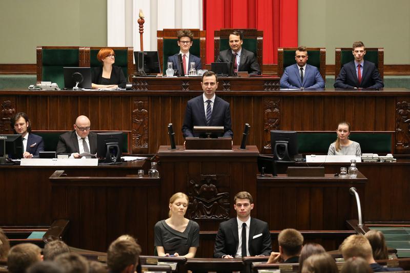 Boguszowianin Marszałkiem Sejmu!