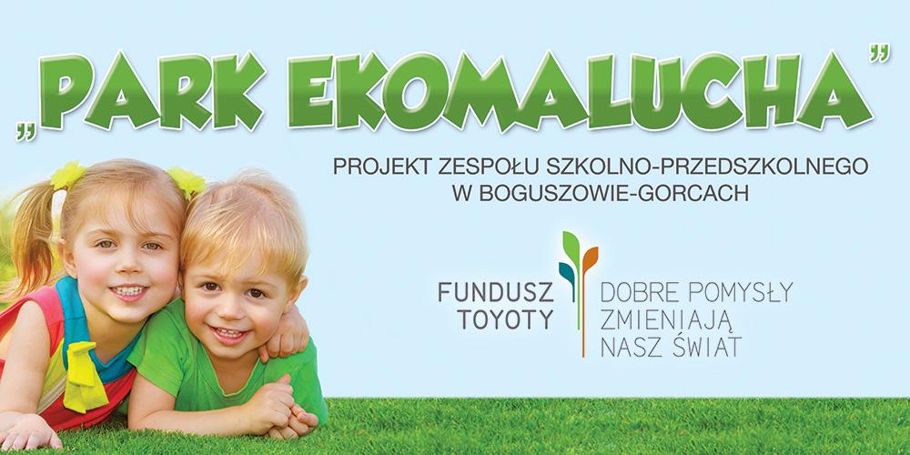 Mamy Park Ekomalucha :)