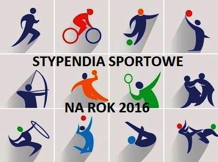 Stypendia sportowe przyznane !