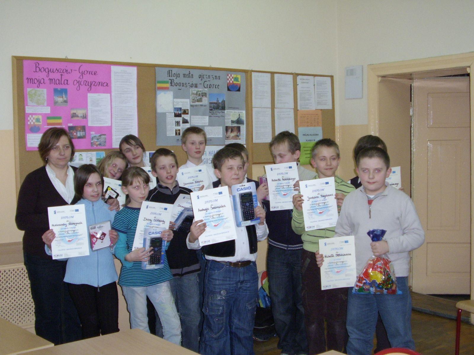 Akademia Prymusów w PSP nr 6