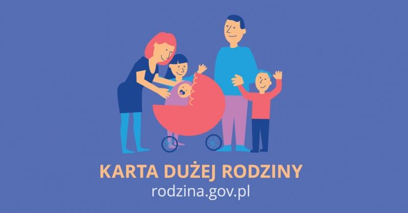 Karta Dużej Rodziny!
