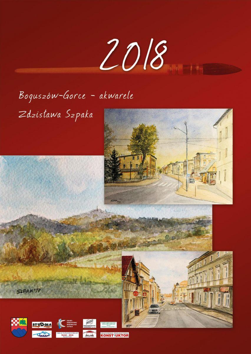 Ostatnie egzemplarze kalendarza na 2018 r.