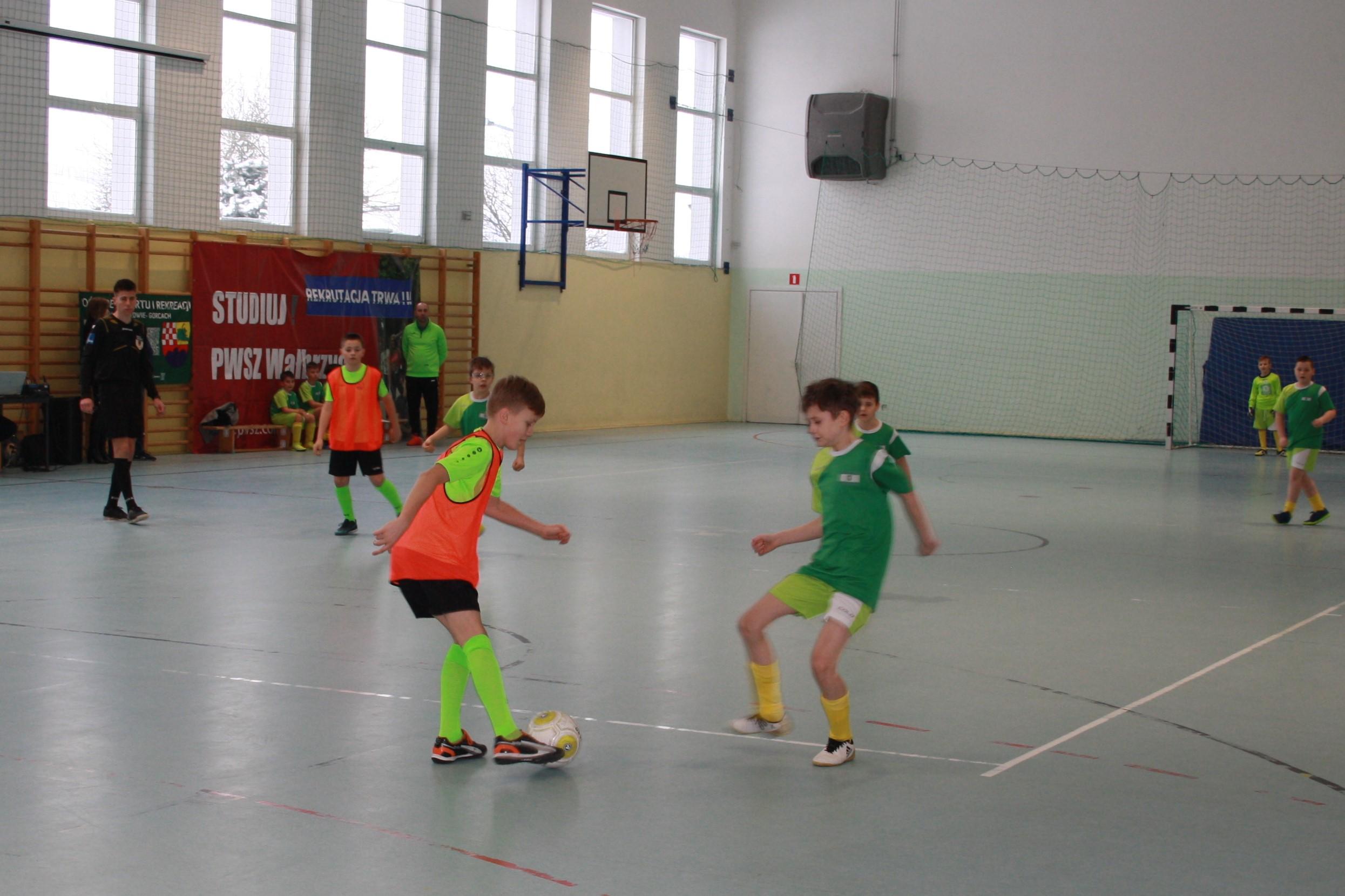 Ostatni Turniej o Puchar Starosty Powiatu Wałbrzyskiego rozegrany