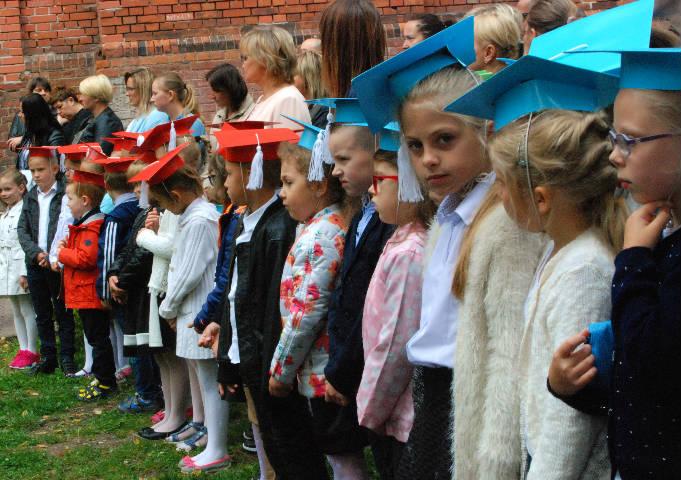 Rozpoczęcie roku i pasowanie w Zespole Szkolno-Przedszkolnym