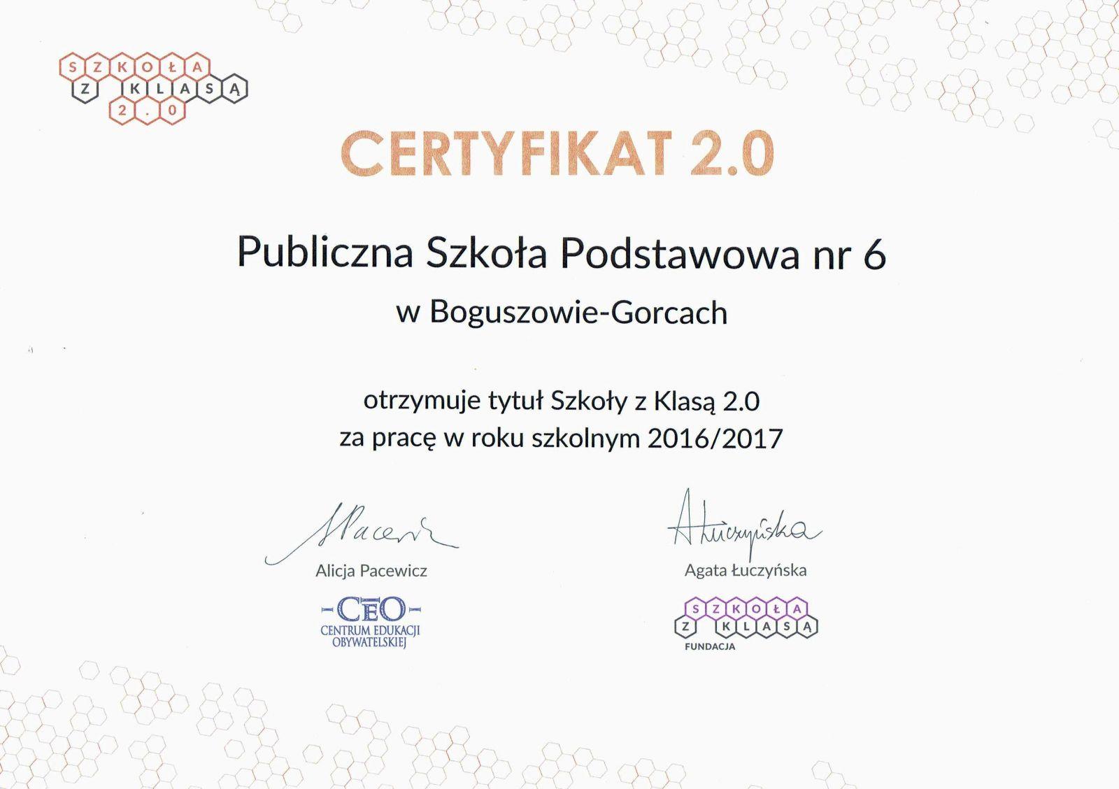 Boguszowska Szóstka