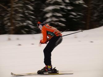 Slalom na Dzikowcu