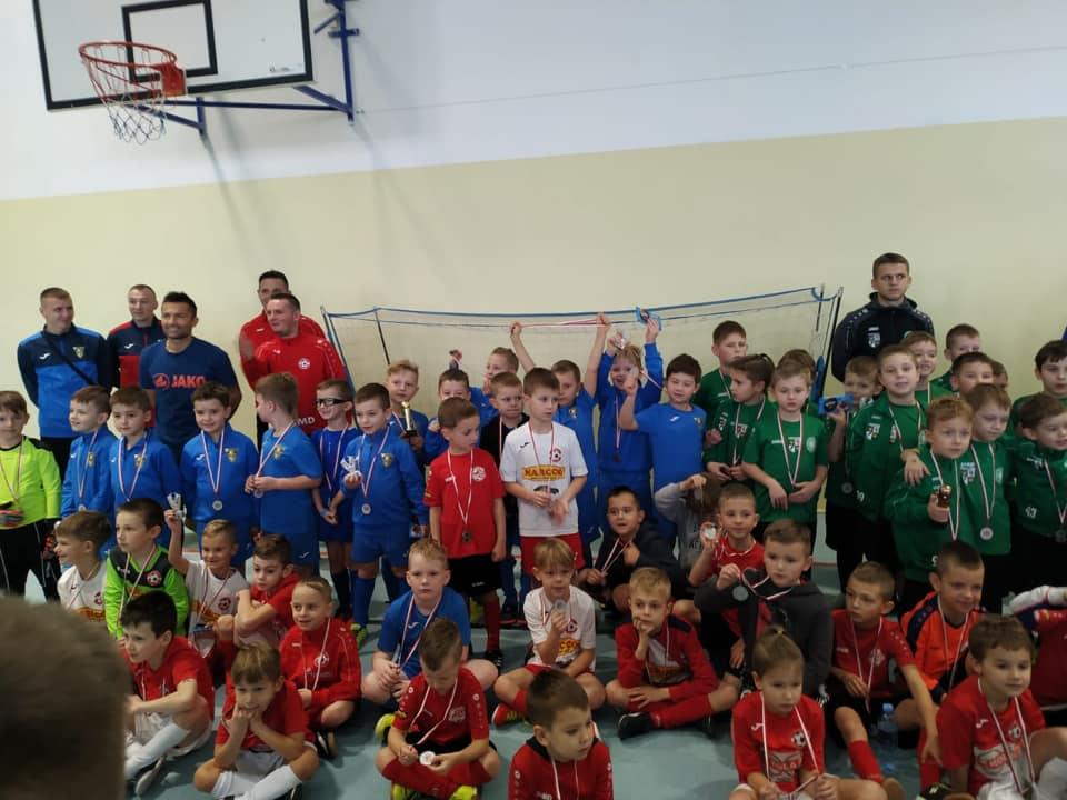 Turniej piłkarski dla najmłodszych Młode Wilki Cup