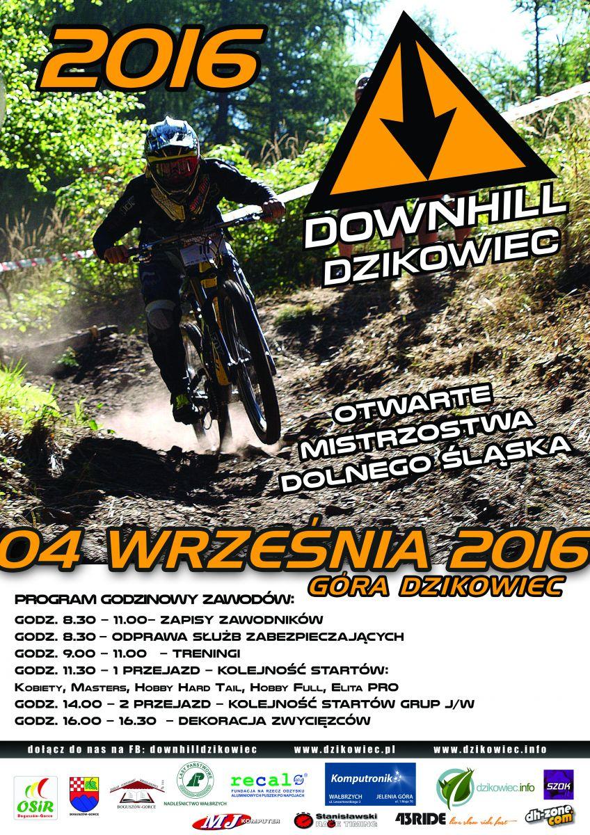 DOWNHILL DZIKOWIEC 2016