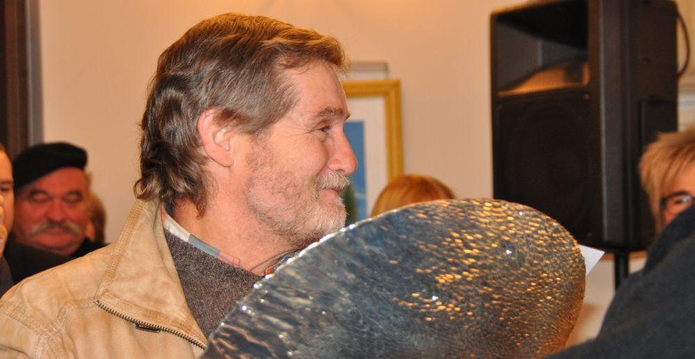 Boguszowski artysta z międzynarodową nagrodą