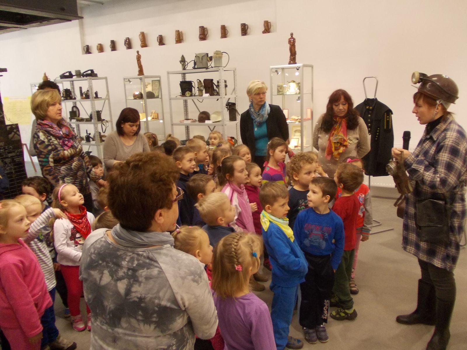 Wałbrzyskie przedszkolaki odwiedziły