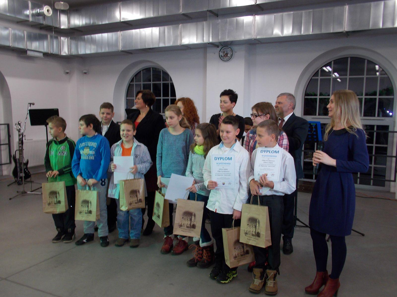 Roztrzygnięcie konkursu multimedialnego Boguszów - Gorce com...