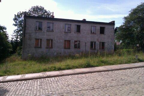 Przebudowa budynku przy ul. Racławickiej 19
