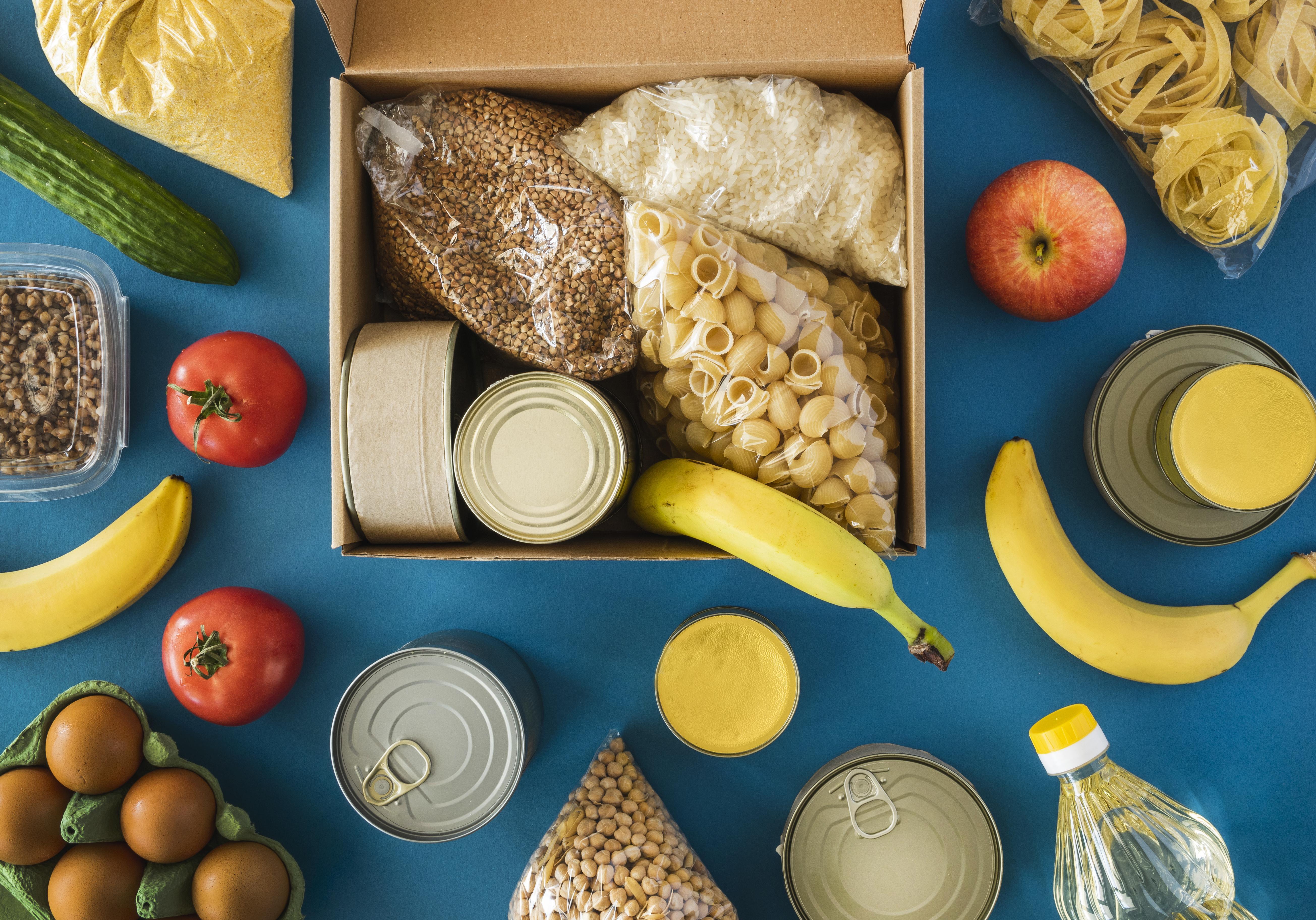 Wydawanie żywności - nowy termin