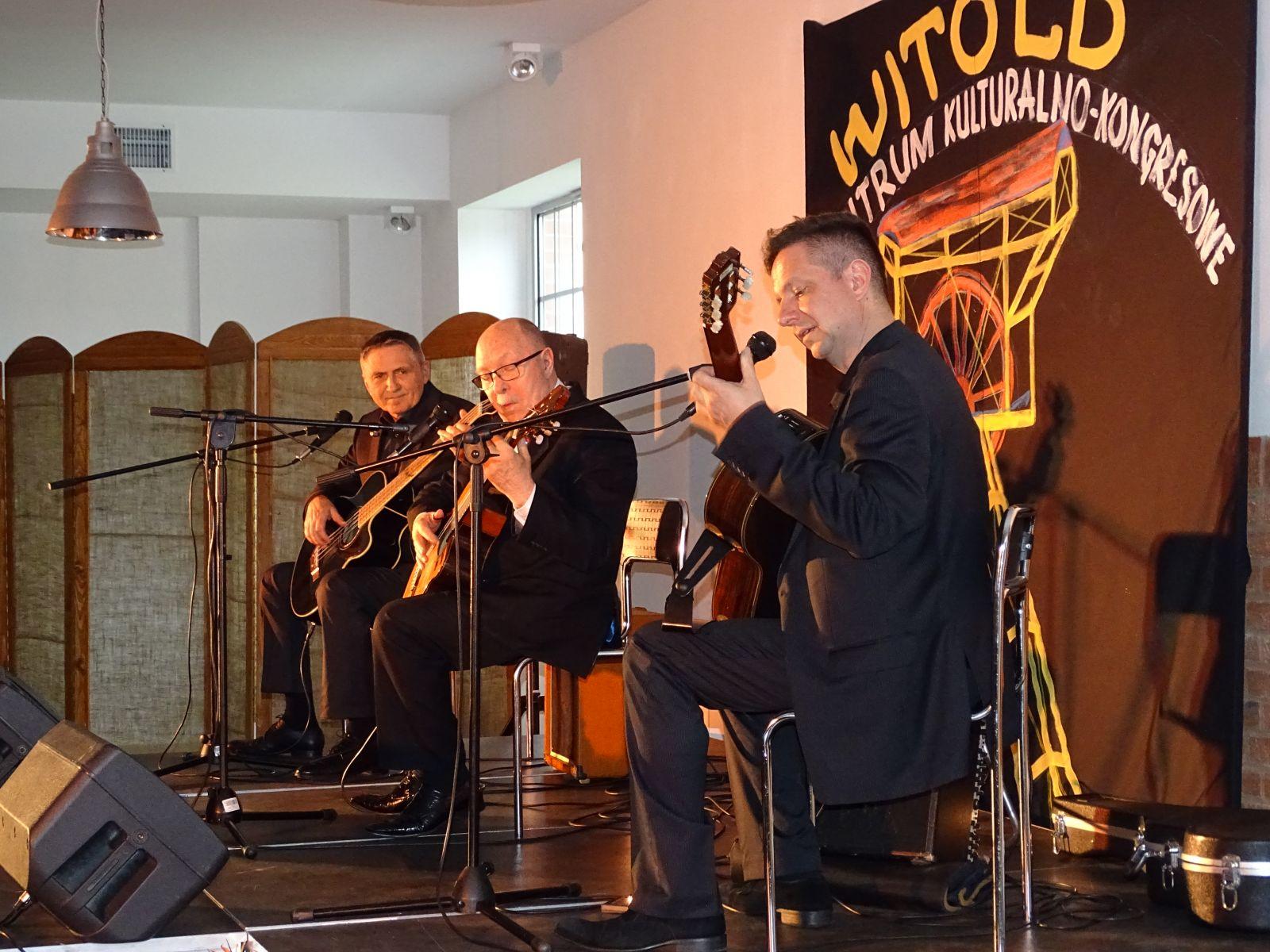 Koncert Aloszy Awdiejewa w CK Witold.