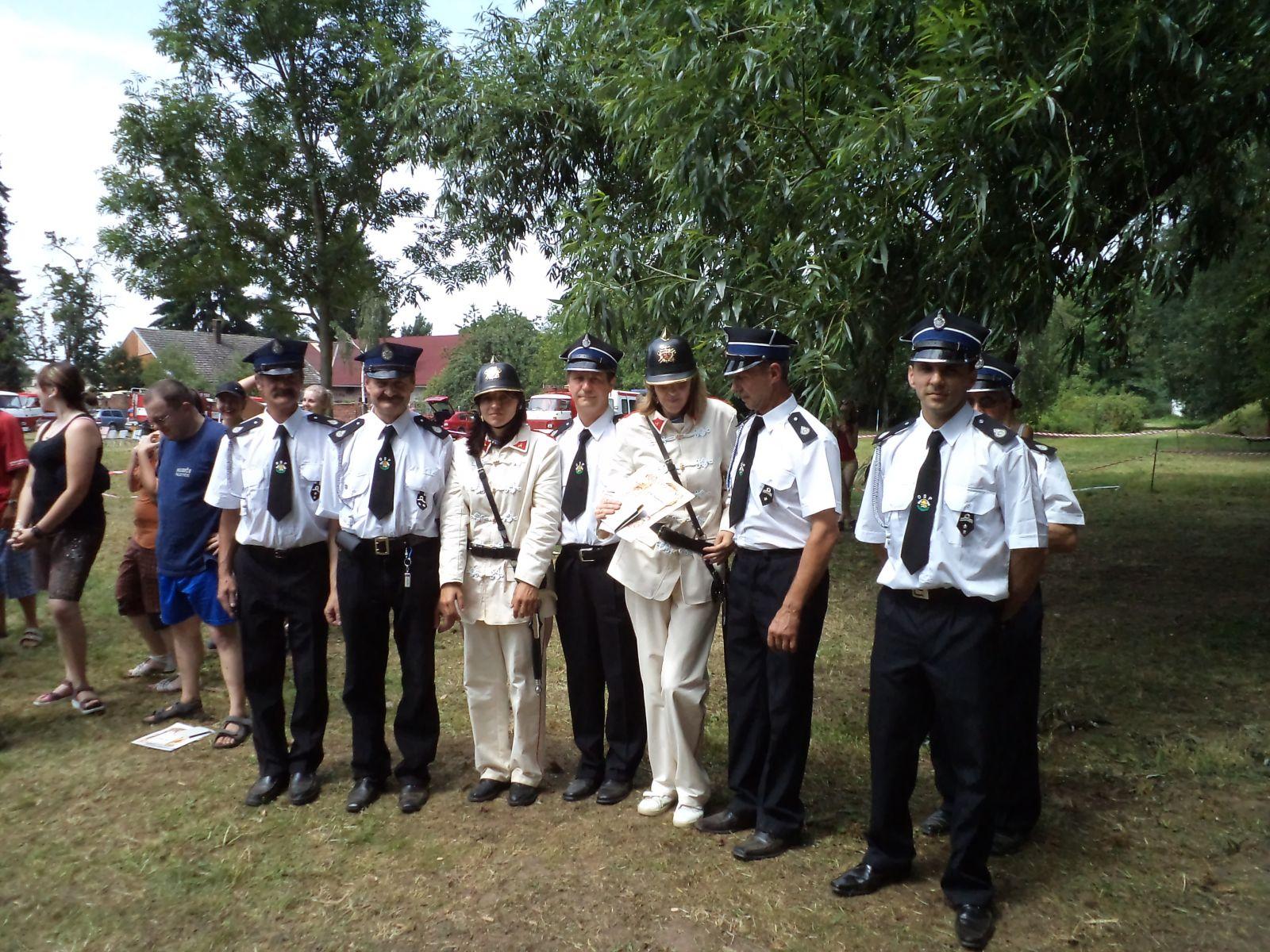 130 rocznica utworzenia Ochotniczej Straży Pożarnej w Smiřicach