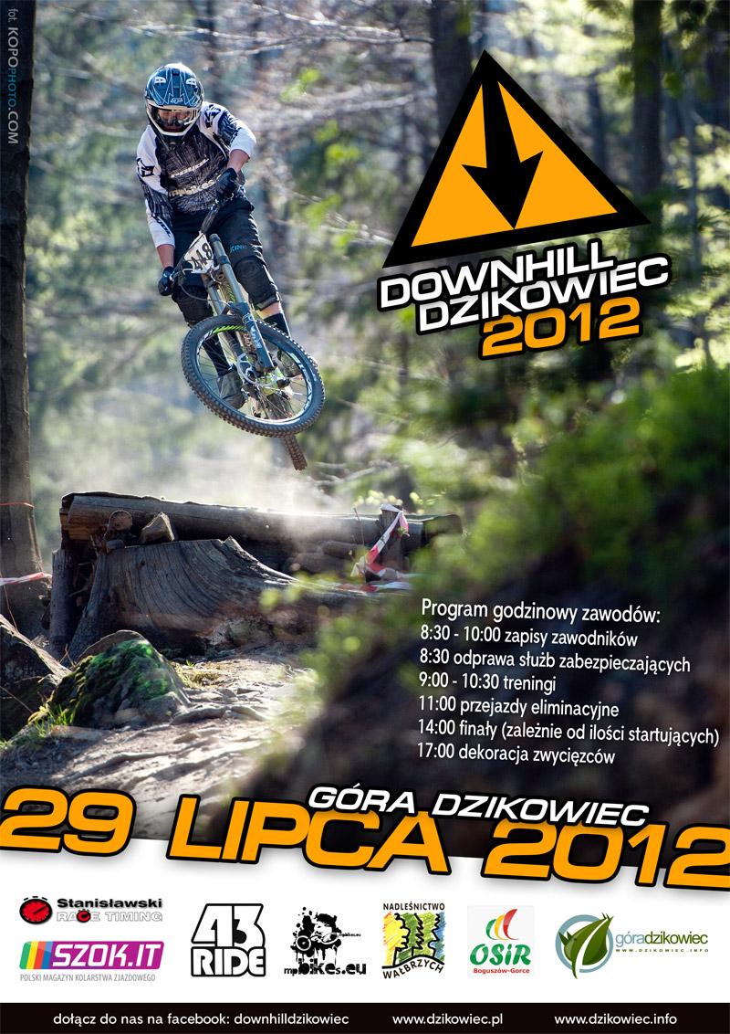 Downhill Dzikowiec 2012