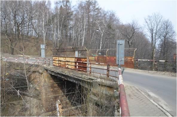 Remont wiaduktu drogowego w Boguszowie-Gorcach