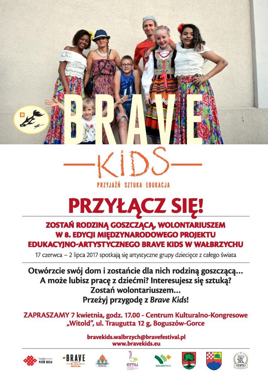 Spotkania BRAVE KIDS