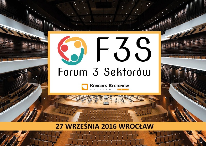 Forum Trzech Sektorów dla samorządu, biznesu i organizacji społecznych