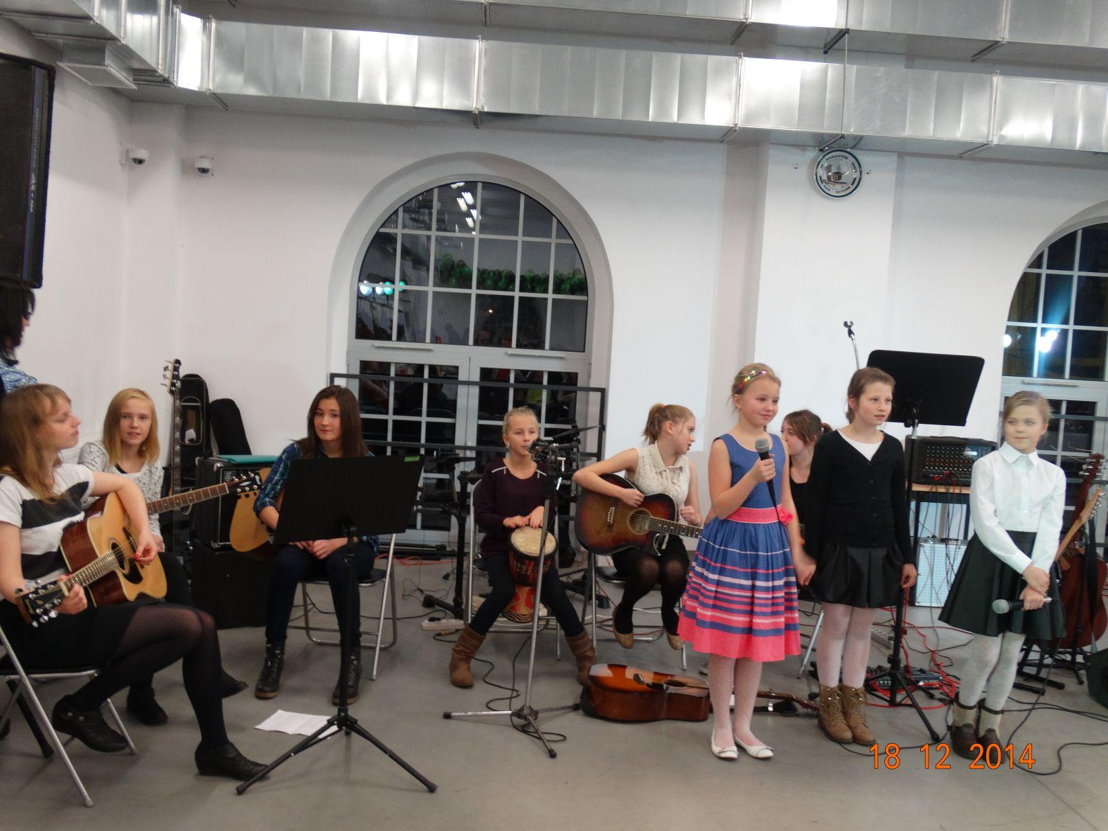 Koncert Bożonarodzeniowy w CK-K Witold