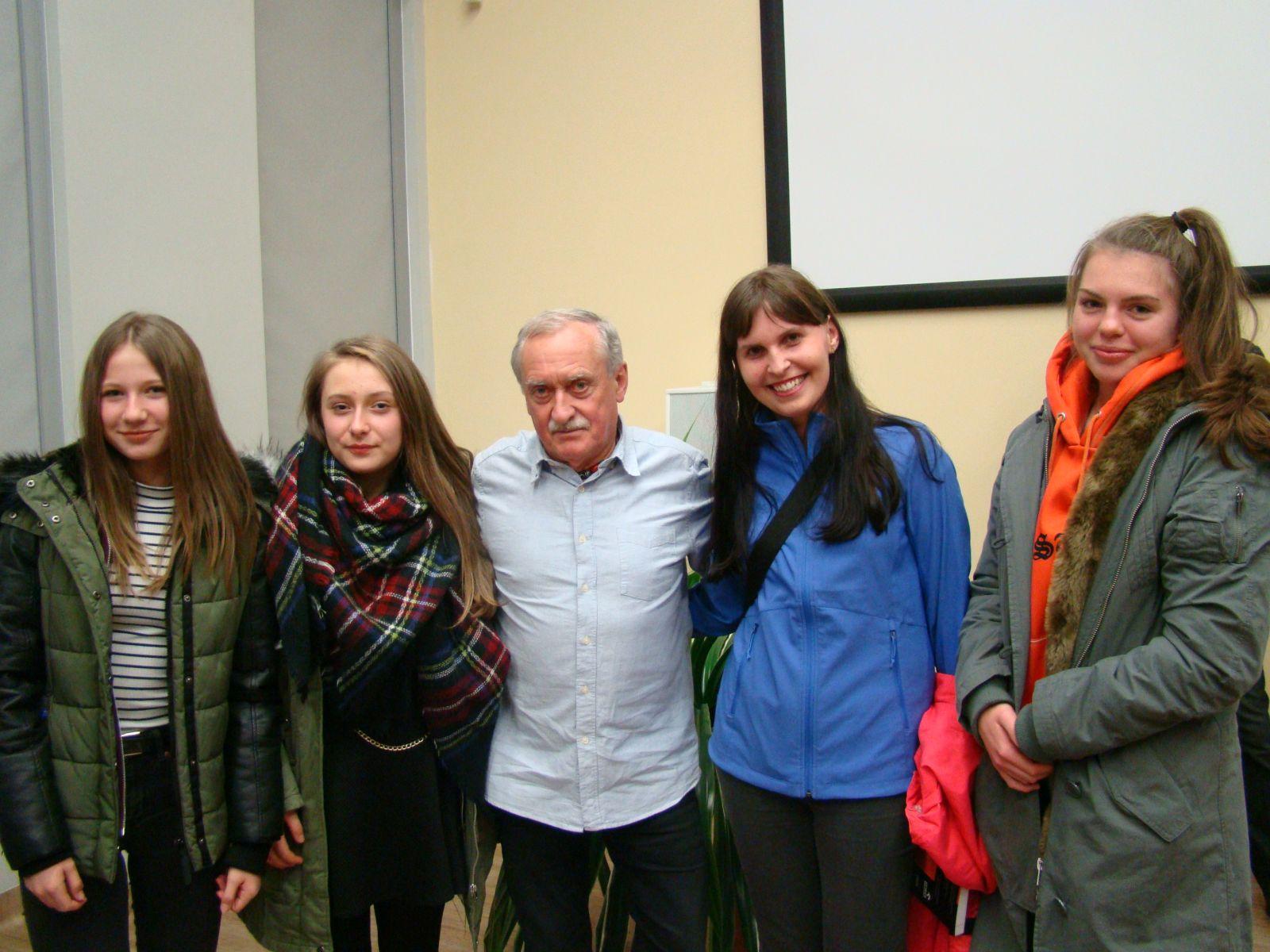 Spotkanie z himalaistą Krzysztofem Wielickim