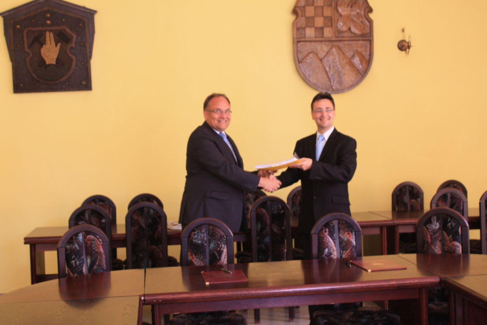 Podpisano umowę na dofinansowanie projektu pn.