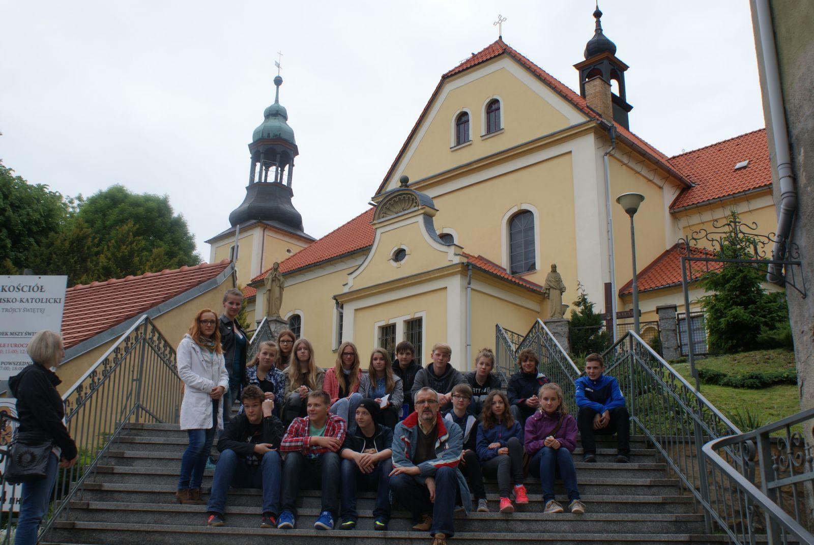 Radzionków w Boguszowie:)