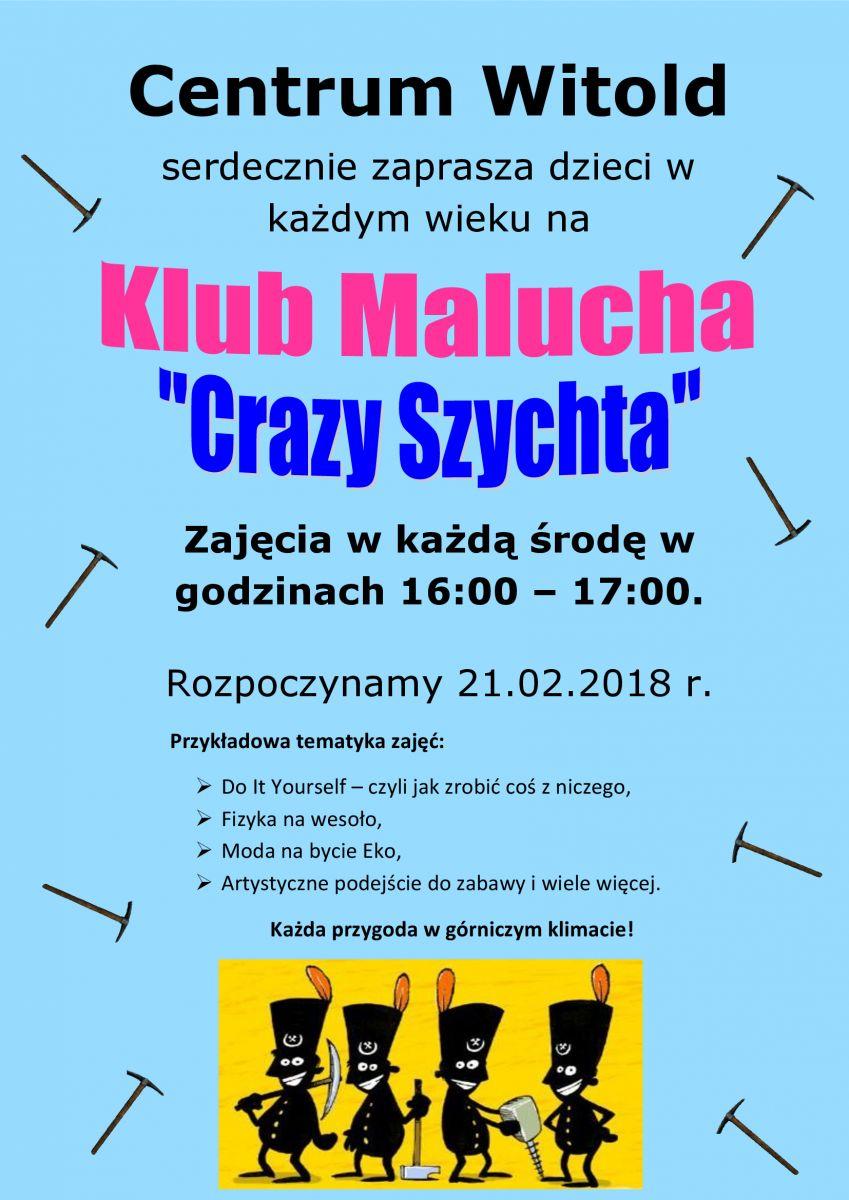 Rusza Crazy Szychta