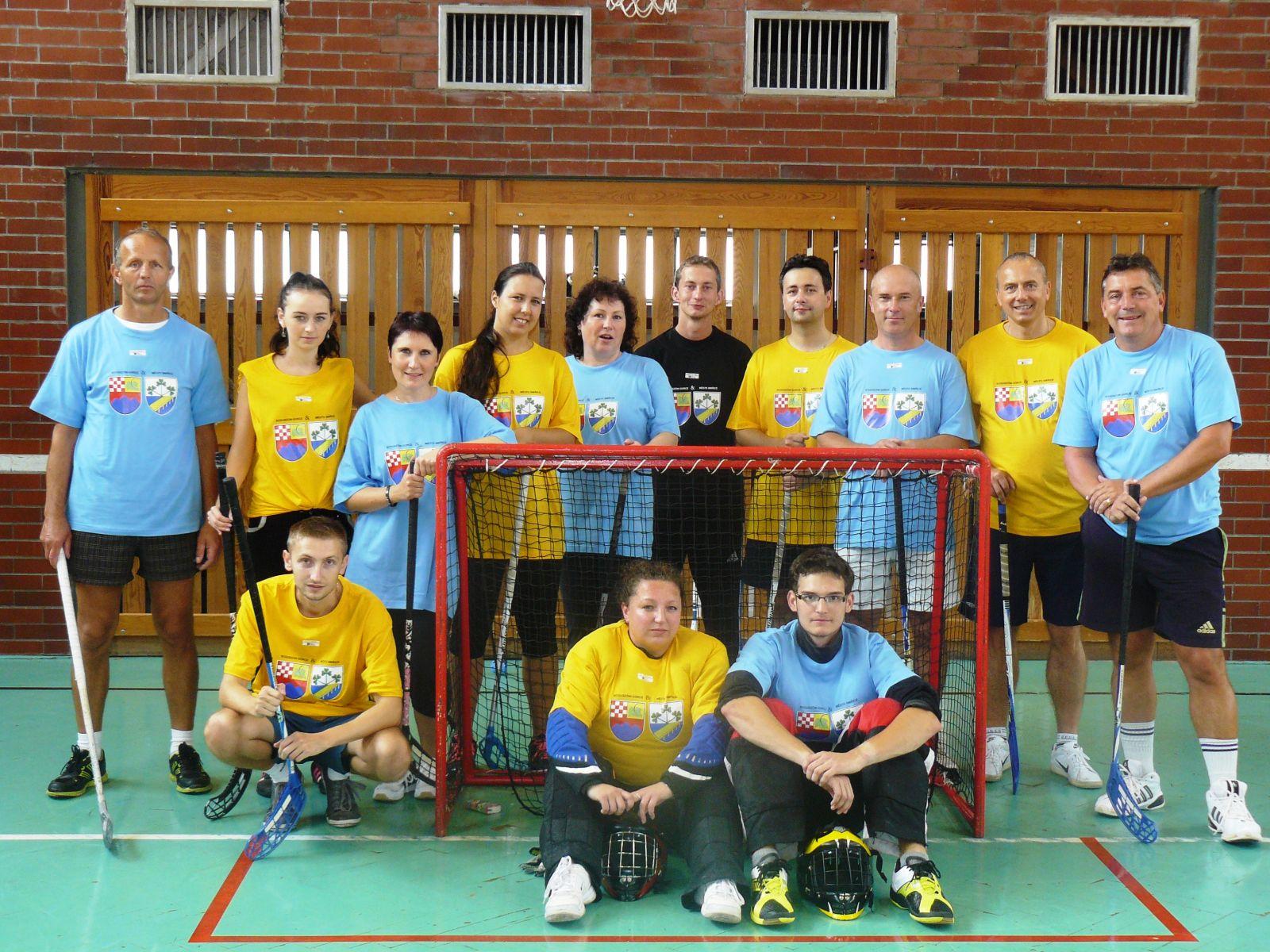 Sportowo w Czechach:)