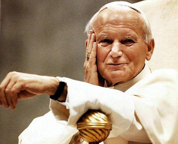 Msza w intencji Jana Pawła II
