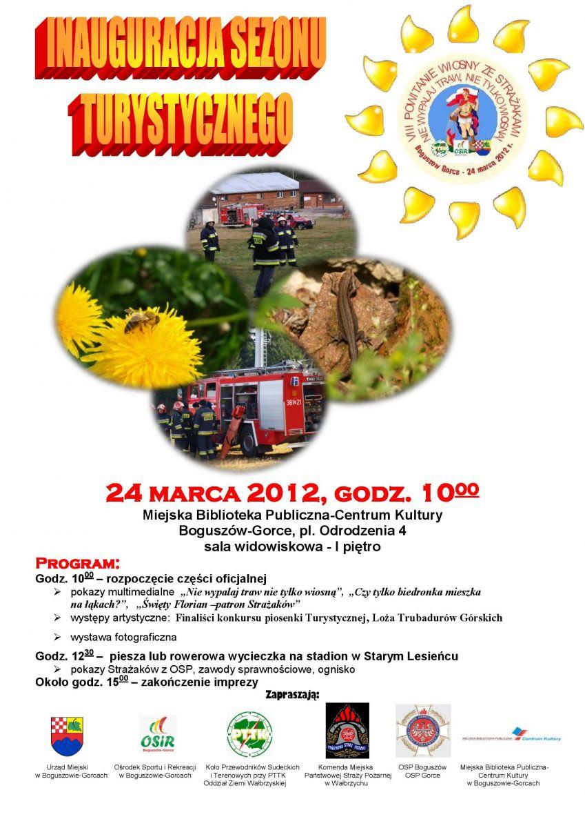 Inauguracja Powitania Wiosny