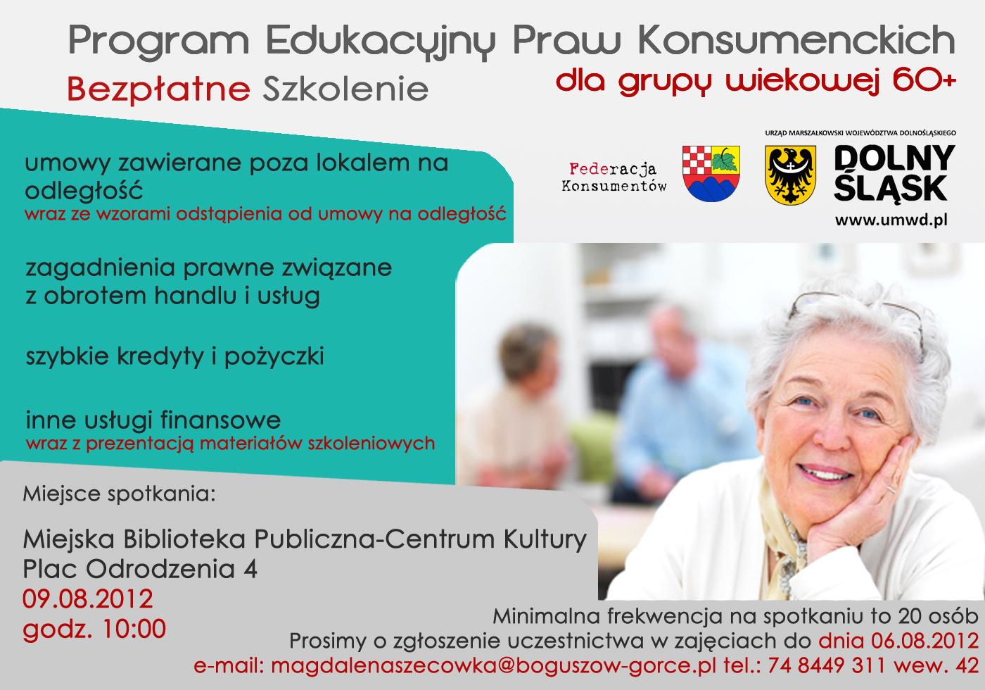 Program Edukacyjny Praw Konsumenckich
