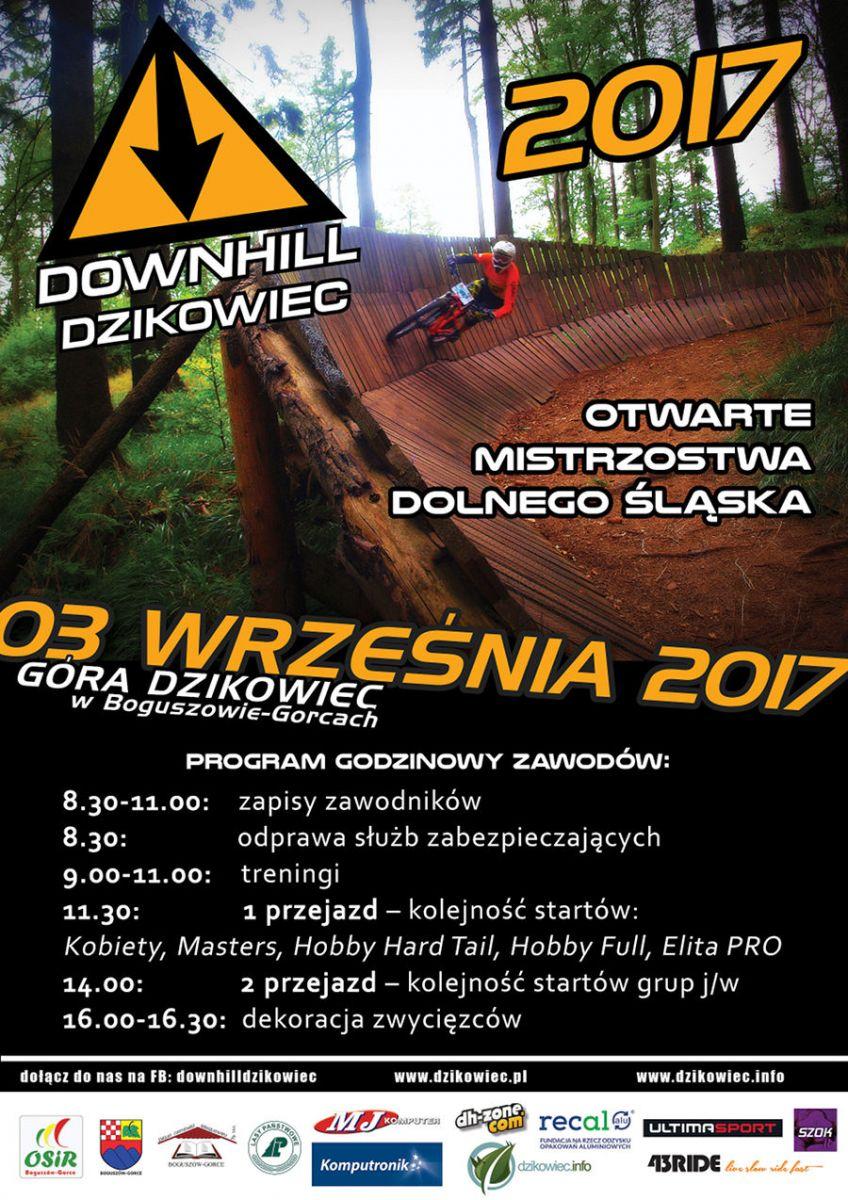 Zapraszamy na Downhill Dzikowiec!