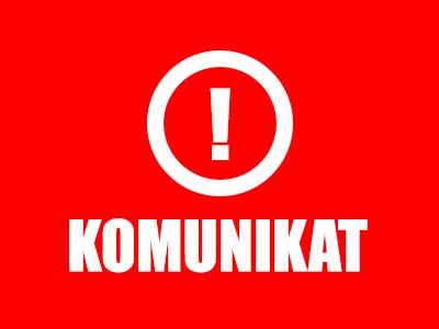 UWAGA!!! - Tymczasowa zmiana organizacji ruchu na ul. Głównej