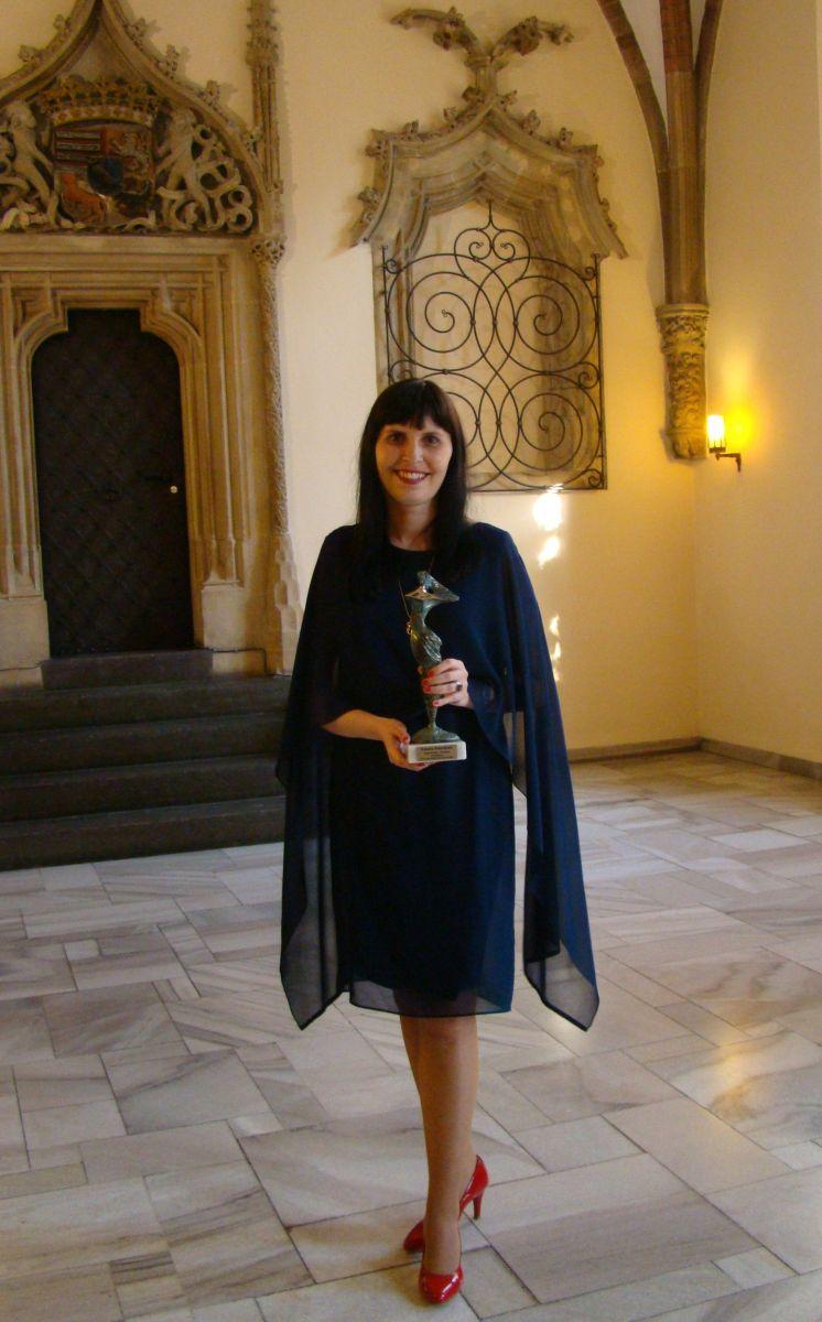 Natalia Południak laureatką niemiecko-polskiej nagrody Rotary Wratislavia