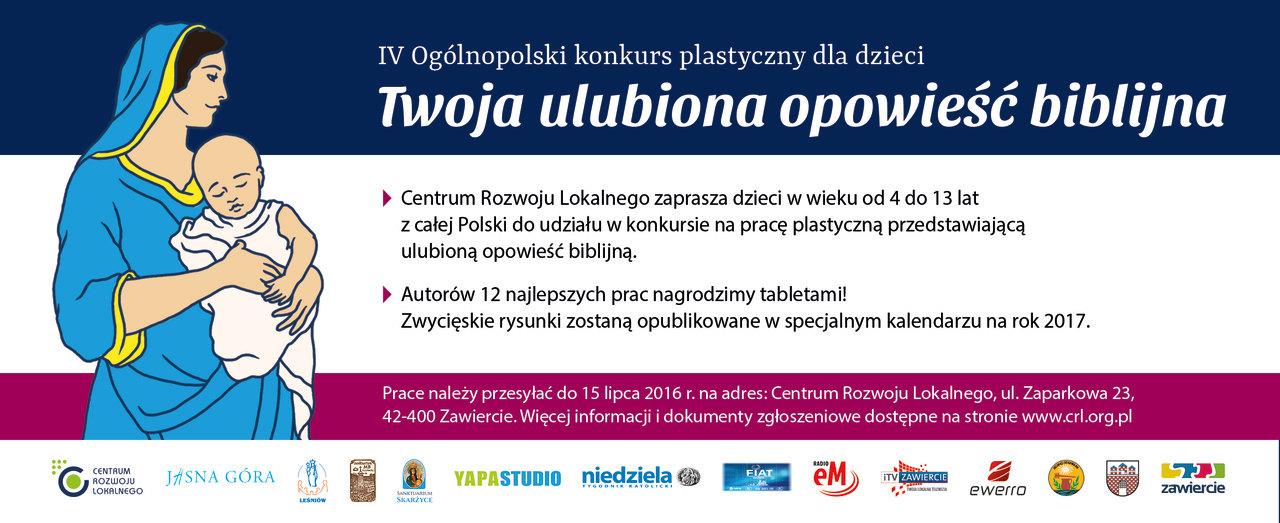 Ogólnopolski konkurs plastyczny pn.