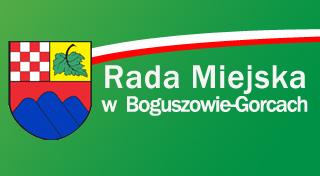 XXVIII zwyczajna Sesja Rady Miejskiej w Boguszowie - Gorcach