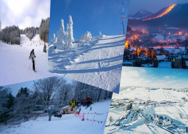 TOP5 najfajniejsze dolnośląskie narciarskie stoki !