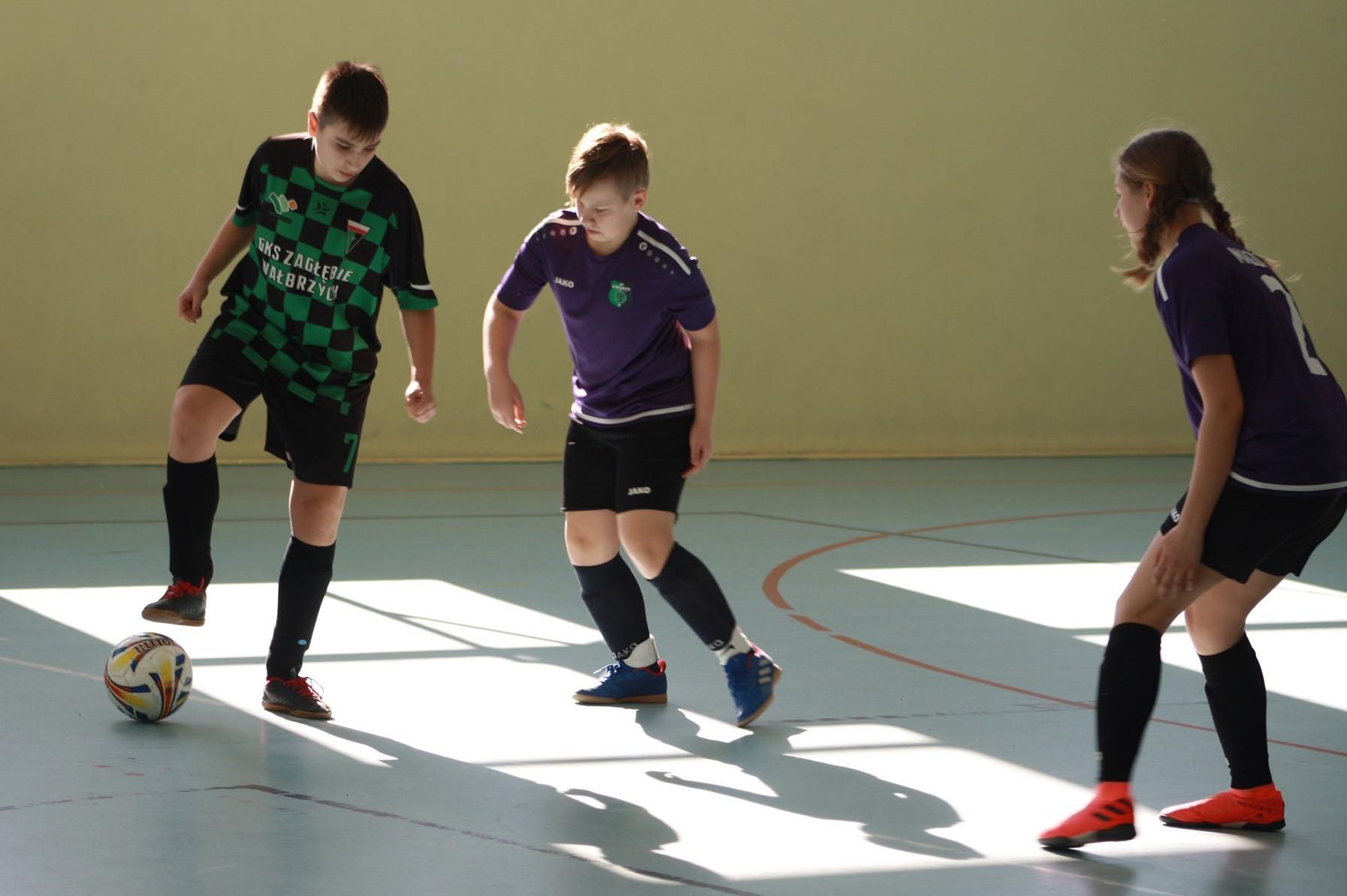 Turnieje o Puchar Burmistrza Boguszowa-Gorc rozegrane