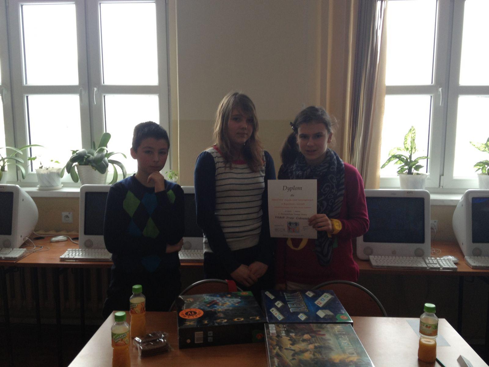 Międzyszkolny Turniej Wiedzy - rozstrzygnięty!