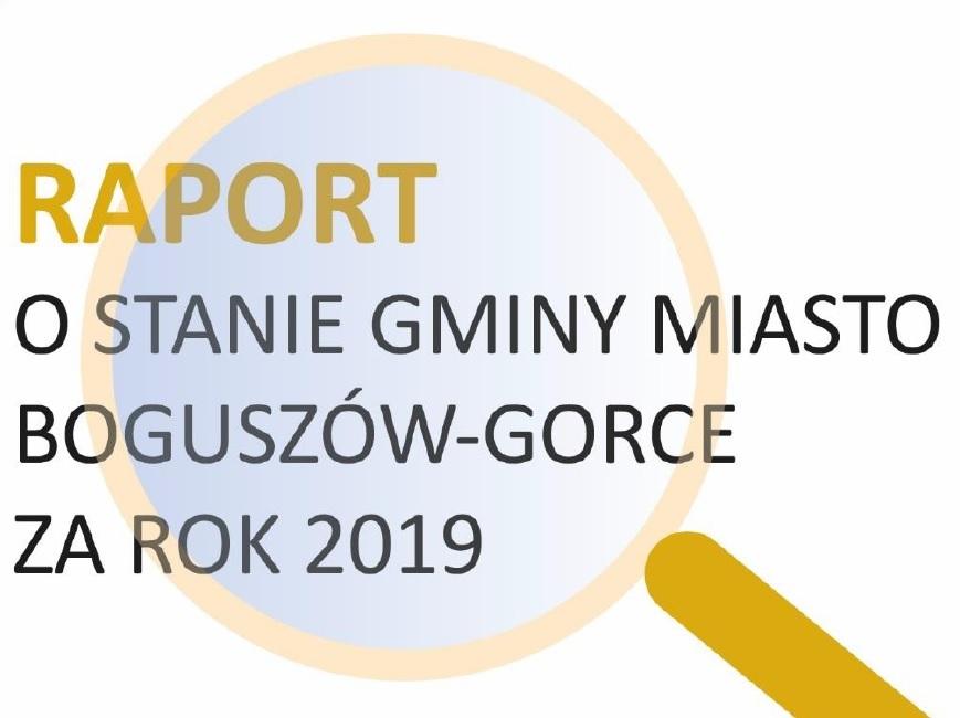 Debata nad raportem o stanie Gminy Miasto Boguszów-Gorce za 2019 r.