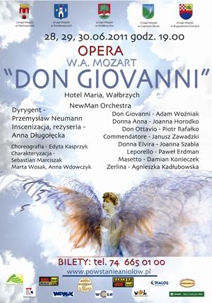 Don Giovanni zaprasza!