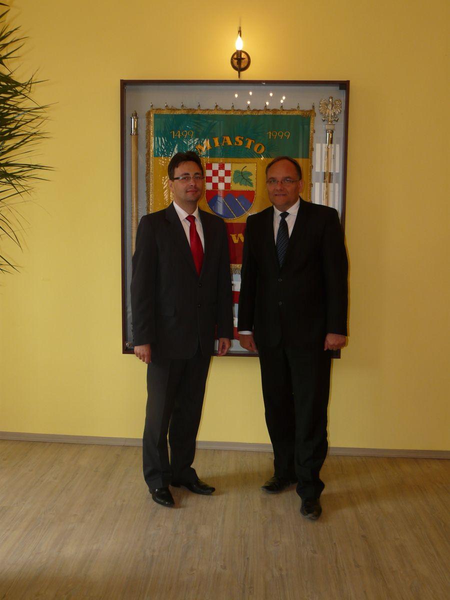 Spotkanie z Jerzym Tutajem