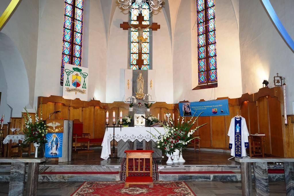 100-lecie Kościoła w Kuźnicach Świdnickich