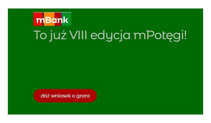 Ogłoszono konkurs pn. mPotęga