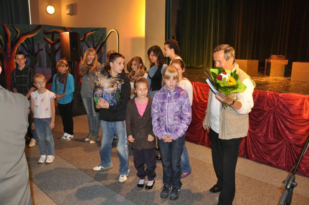 10 urodziny Teatrzyku TRELE MORELE