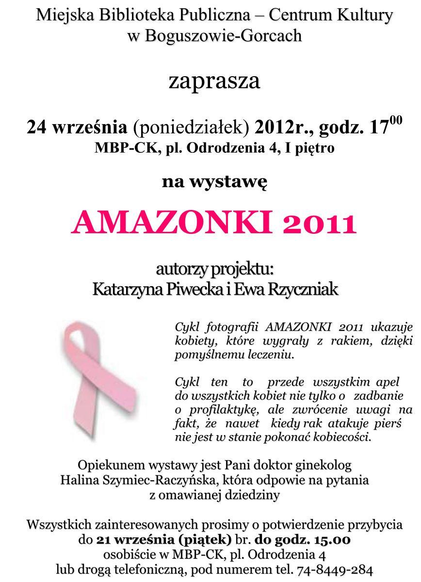 Amazonki 2011